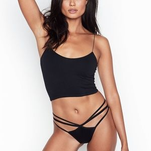 Victoria's Secret VERY SEXY Strappy Thong Panty